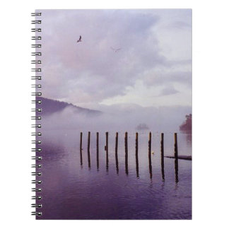 Lake Windermere Spiral Notebook