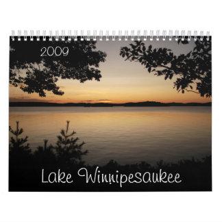 Lake Winnipesaukee, 2009 Calendars