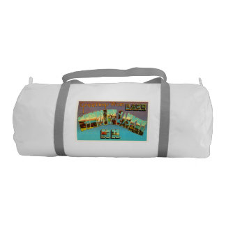 Lake Winnipesaukee New Hampshire Travel Souvenir