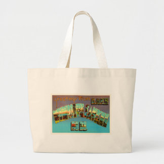 Lake Winnipesaukee New Hampshire Travel Souvenir Large Tote Bag