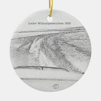 Lake Winnipesaukee Ornament