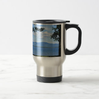 Lake Winnipesaukee Travel Mug