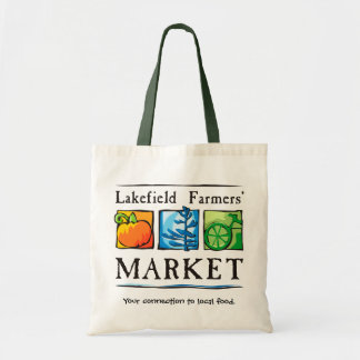 Lakefield Farmers' Market Tote