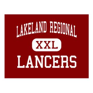 Lakeland Regional - Lancers - High - Wanaque Postcard