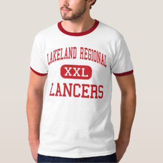 Lakeland Regional - Lancers - High - Wanaque T-Shirt