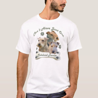 Lakeland Terrier Can't Have Just One T-Shirt