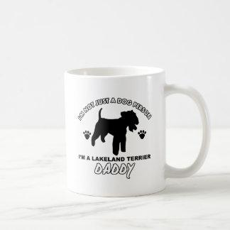 LAKELAND TERRIER dog daddy designs Coffee Mug