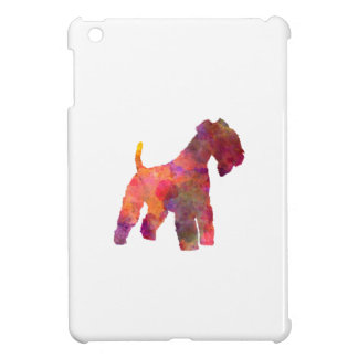 Lakeland Terrier in watercolor Case For The iPad Mini