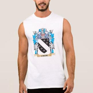 Laker Coat of Arms - Family Crest Sleeveless Shirt