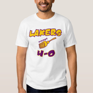 lakers sweep T-Shirt