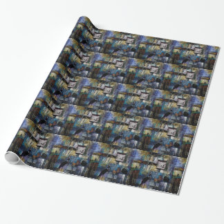 Lakeshore at Dawn Wrapping Paper