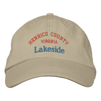 Lakeside Henrico Embroidered Hat