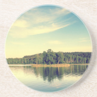 Lakeside Vintage Tree Line Coaster