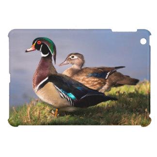 Lakeside, Wood Duck iPad Mini Covers