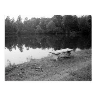 Lakeview View Postcard