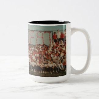 Lakeville Class of 1987 Class Photo  Mug