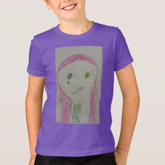 Lakota child's T-shirt
