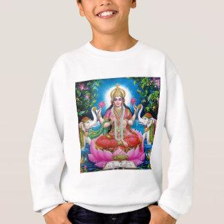 Lakshmi Goddess of Love, Prosperity, and Wealth Sweatshirt