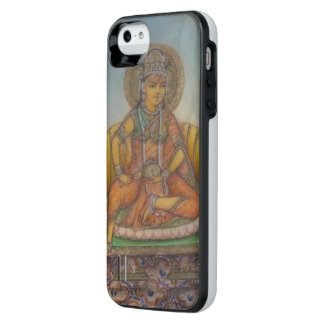 Lakshmi Goddess of Wealth Fortune and Prosperity iPhone SE/5/5s Battery Case