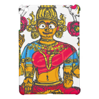 Lakshmi / Shridebi in Meditation Pose Case For The iPad Mini