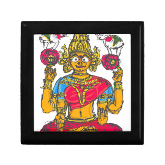 Lakshmi / Shridebi in Meditation Pose Gift Box