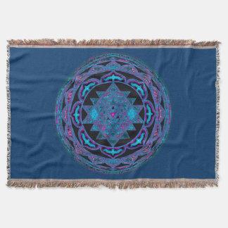 Lakshmi Yantra Blanket
