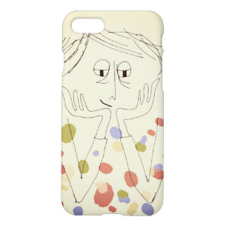 Lala Hippie Polka Dot iPhone Cove Case