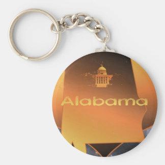 L'Alabama à la maison Porte-clef