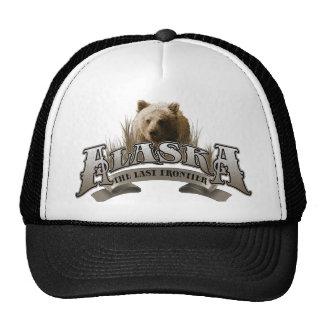 L'Alaska 2013 avec BEAR.png Casquettes De Camionneur