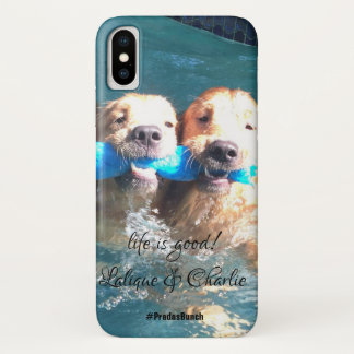 Lalique and Charlie Phone case -pool