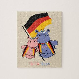 Lalli & loop puzzle