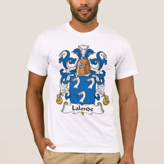 Lalonde Family Crest T-Shirt