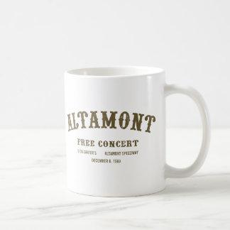 l'altamont libèrent le concert mugs à café