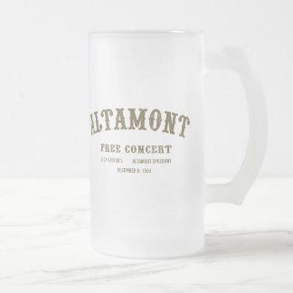 l'altamont libèrent le concert tasses à café
