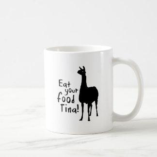 lama dynamite coffee mug