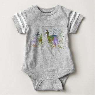 Lamas Baby Bodysuit