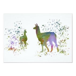 Lamas Card