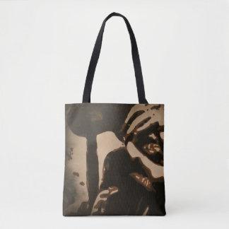 """""""Lamb"""" All-Over-Print Tote Bag"""