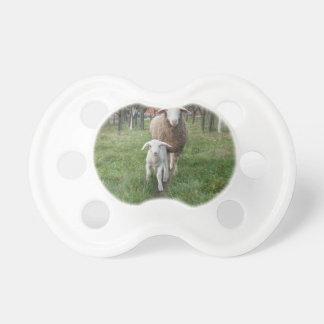 Lamb and sheep pacifier