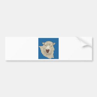Lamb Bumper Sticker