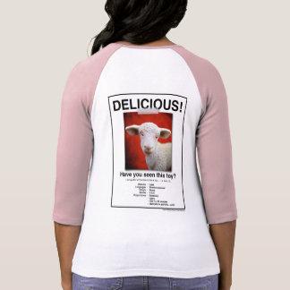 Lamb Delicious Poster shirt! Tee Shirt