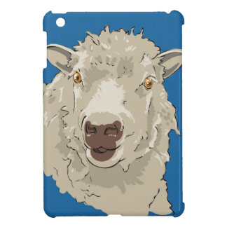 Lamb iPad Mini Cover
