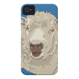 Lamb iPhone 4 Cover