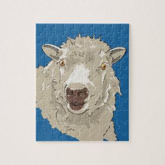 Lamb Jigsaw Puzzle