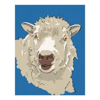 Lamb Letterhead