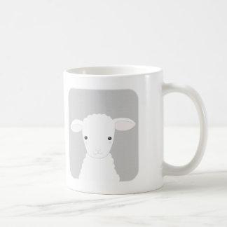 Lamb Mug Cute Sheep Lamb Mug Christian Gift mug