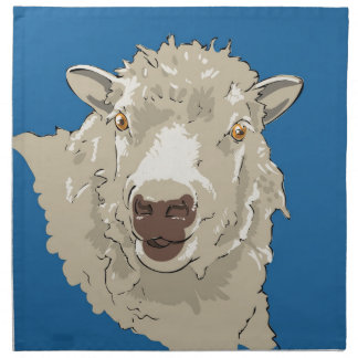 Lamb Napkin