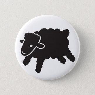 lamb-starr solo black button
