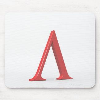 Lambda 2 mouse pad