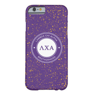 Lambda Chi Alpha | Badge Barely There iPhone 6 Case